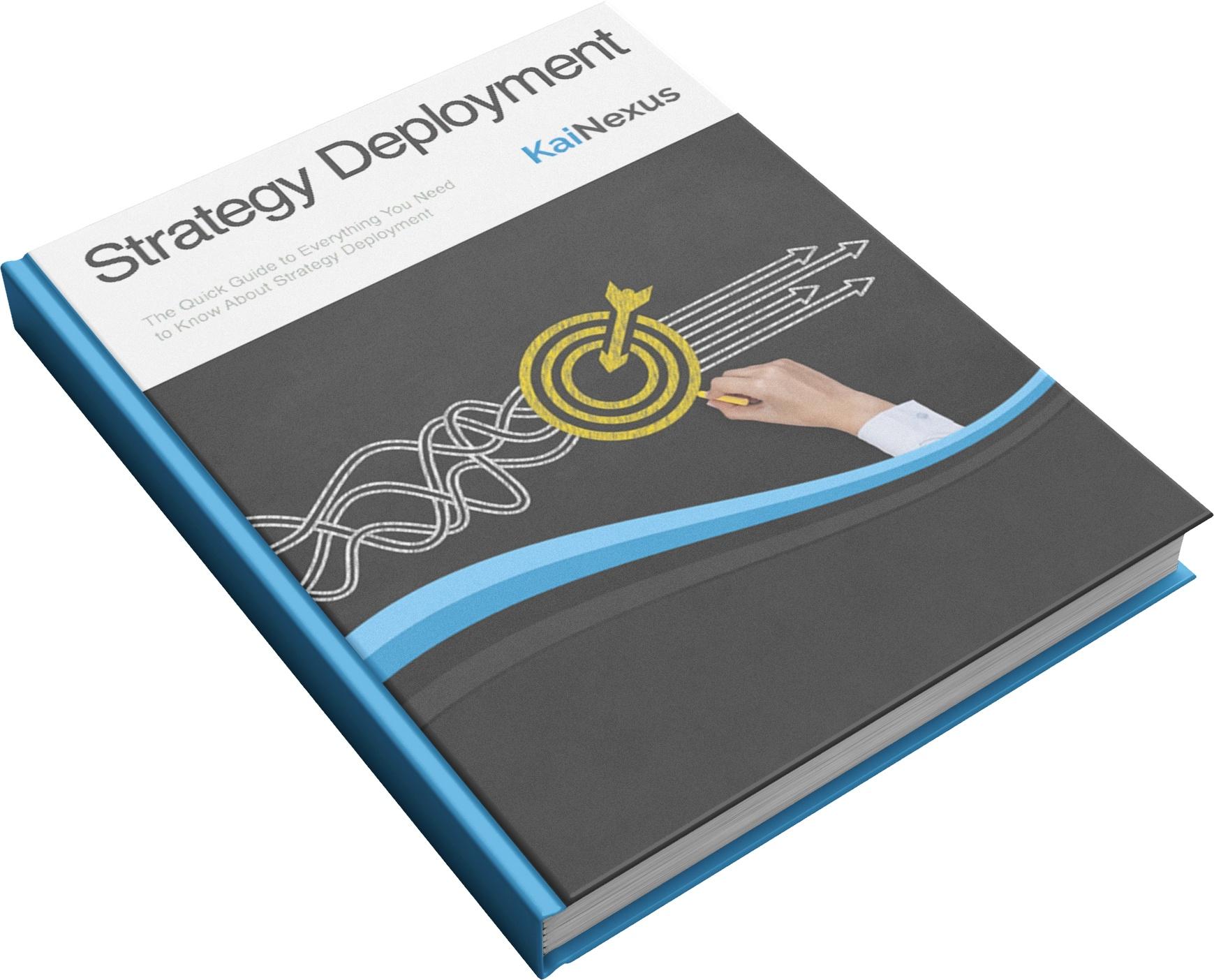Strategy Deployment eBook