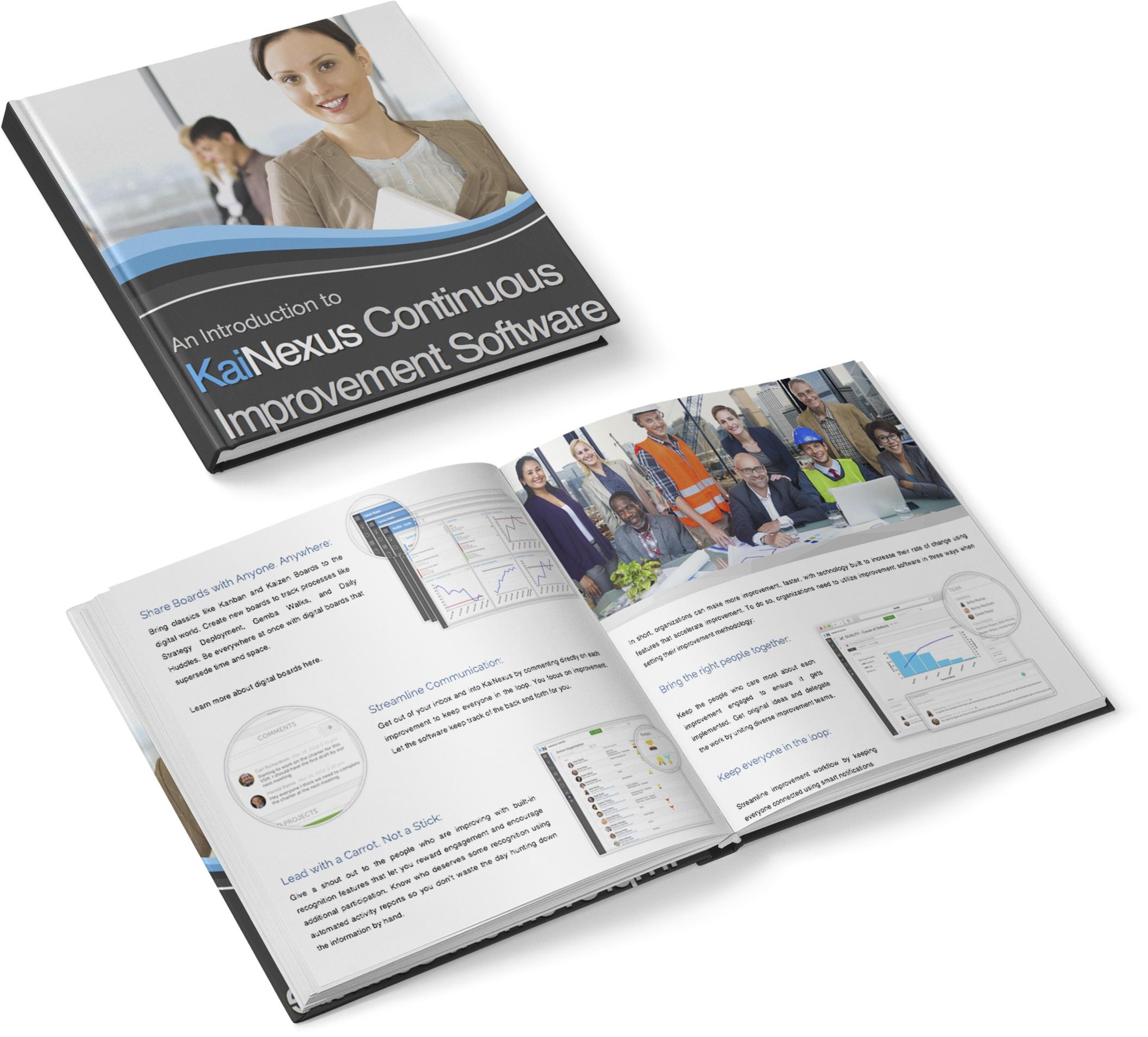 Continuous Improvement Software eBook
